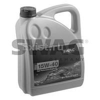 Моторное масло SWAG SAE 15W-40  5 литров