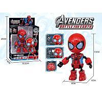 Металлическая фигурка Человек паук