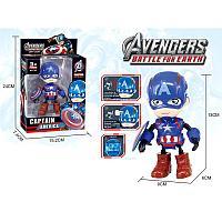 Металлическая фигурка Капитан Америка