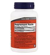 Now Foods, L-тирозин, с повышенной силой действия, 750 мг, 90 растительных капсул, фото 2