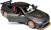 Детская машина BMW M4 GTS Maisto.Assembly Line