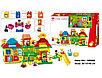 """Конструктор Smoneo """"Live Zone"""" 55008 (аналог Lego Duplo) 175 дет., фото 2"""