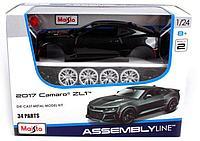 Детская машина Chevrolet Camaro ZL1 Maisto.Assembly Line