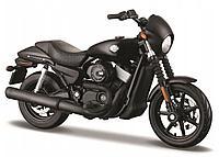 Детский мотоцикл Harley-Davidson Street 750