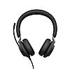 Проводная гарнитура Jabra Evolve2 40, USB-C, MS Stereo (24089-999-899)