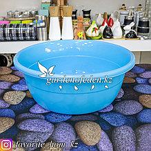 Чашка для хранения универсальная. Материал: Пластик. Цвет: Голубой. Объем: 7л.