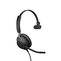 Проводная гарнитура Jabra Evolve2 40, USB-C, MS Mono (24089-899-899), фото 1