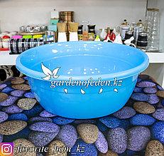 Чашка для хранения универсальная. Материал: Пластик. Цвет: Голубой. Объем: 15л.