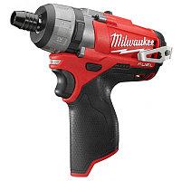 Аккумуляторный шуруповерт Milwaukee M12 FUEL CD-0 4933440450