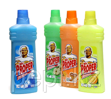 Mr. Proper, жидкость, 500 мл для пола и стен