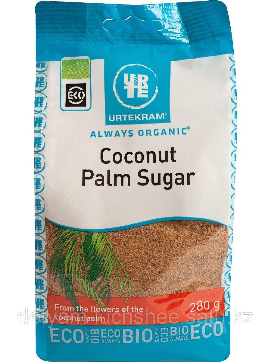 Urtekram / Кокосовый пальмовый сахар органический. 280 г