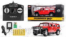 Радиоуправляемая машинка Hummer
