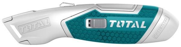 Нож с трапецевидным лезвием А24 Total (TG5126101)