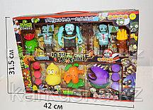 Набор фигурок растения против зомби Plants vs zombies