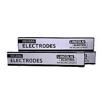 Электроды Lincoln electric E6013. 4,0x350мм, в пачке - 5кг