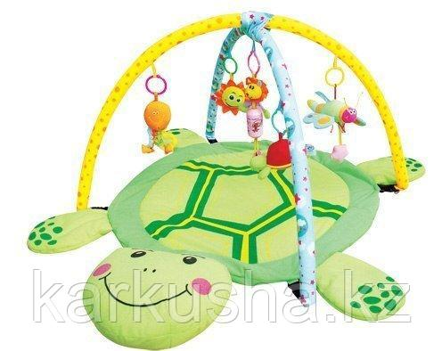 Развивающий коврик Черепаха для новорождённых