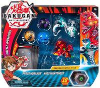 Bakugan Battle Planet: большой набор из 4 бакуганов
