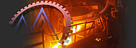 Плита дробящая подвижная  СМД-110 (4845011016.), отливки из стали
