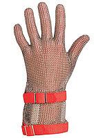 Перчатка кольчужная пятипалая с манжетой