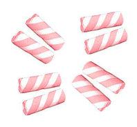 Суфле палочка бело розовое 0,86кг 125шт   /Fini Испания/