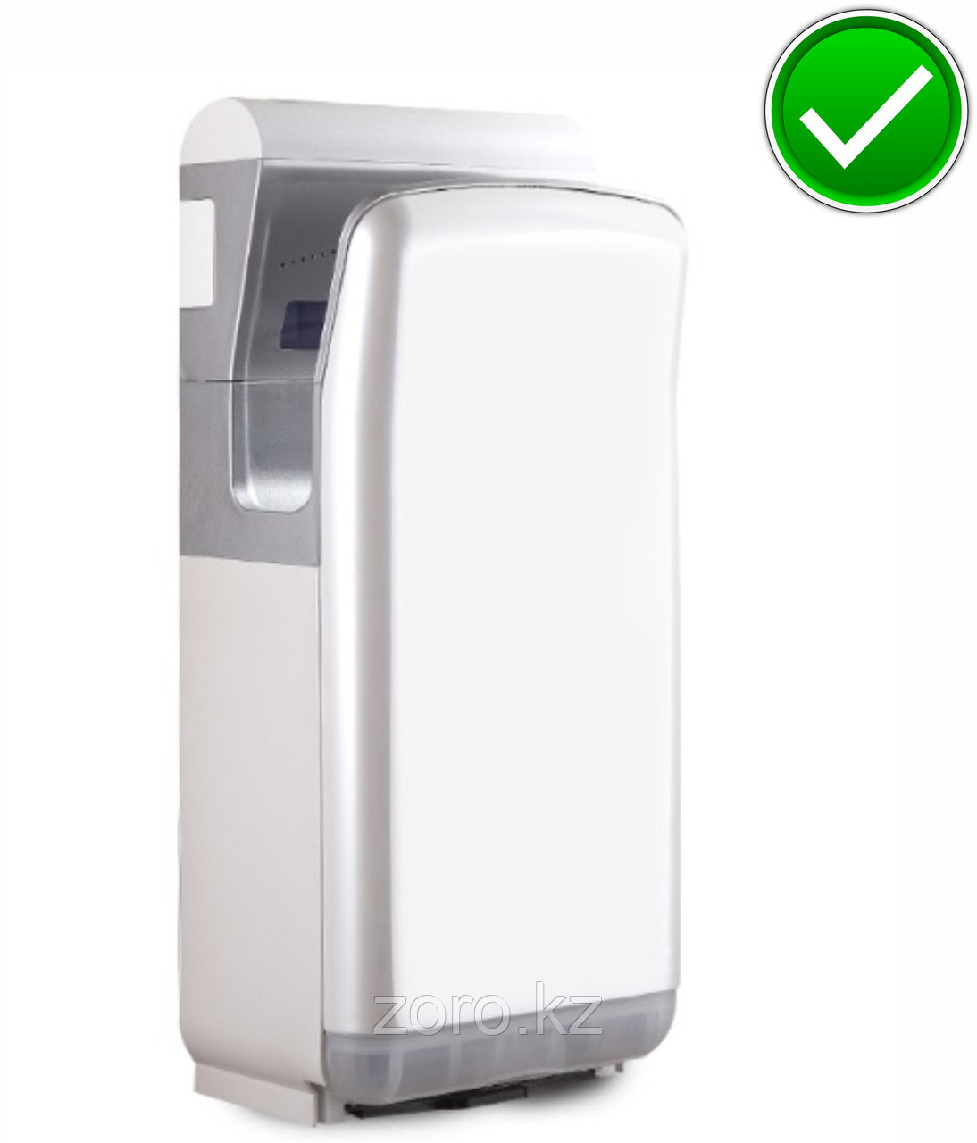 Автоматическая сенсорная высокоскоростная сушилка для рук Air Blade 2000 Ватт белый цвет