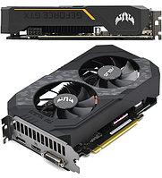 Видеокарта Asus TUF GTX 1660 OC Edition Gaming, 6 GB SVGA PCI Express, DVI/HDMI/DP, GDDR5/192bit, TUF-GTX1660