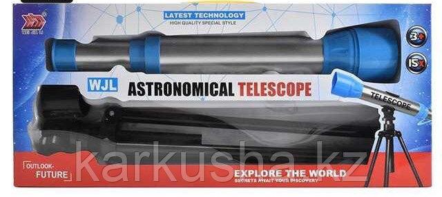 Телескоп детский со штативом