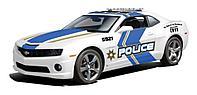 Машина Chevrolet Camaro RS 2010 - Police
