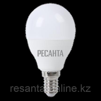 Лампа светодиодная РЕСАНТА LL-R-G45-7W-230-4K-E14, фото 2