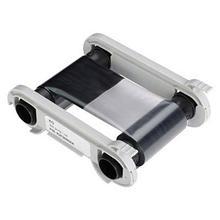 Evolis R2F010NAA Черная монохромная лента + защитное покрытие KO - 600 отпечатков