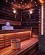 Декоративное освещение в баню, фото 5