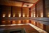 Декоративное освещение в баню, фото 10