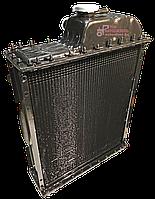 Радиатор 70У-1301010 МТЗ 80,82 медный 4-х рядный, фото 1