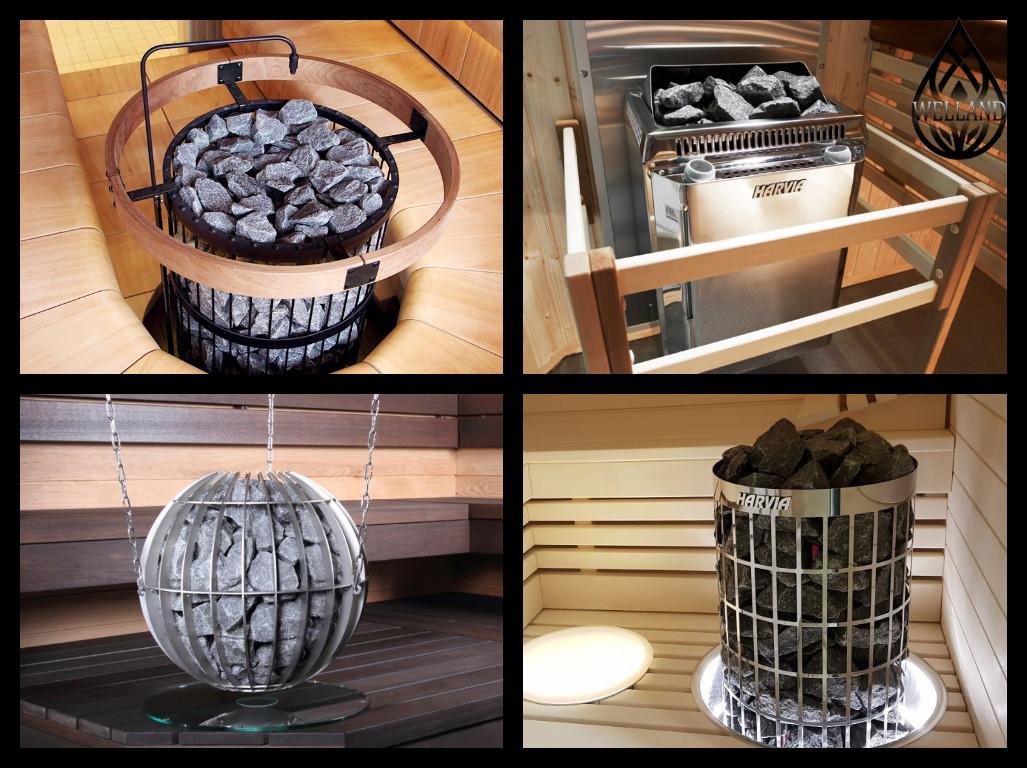 Электрические печи для финской сауны