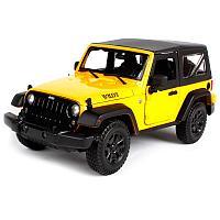 Машина Maisto Jeep Wrangler 2014