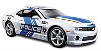 Машина Maisto Chevrolet Camaro RS 2010 - Police
