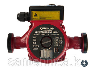 Циркуляционный насос для отопления UPC 25/4-180 Unipump, фото 2