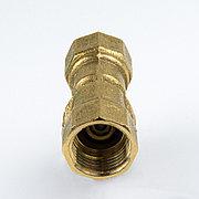 """Фильтр сетчатый латунь Ду 32 (1 1/4"""") Ру20 внутр./внутр. Aquasfera"""