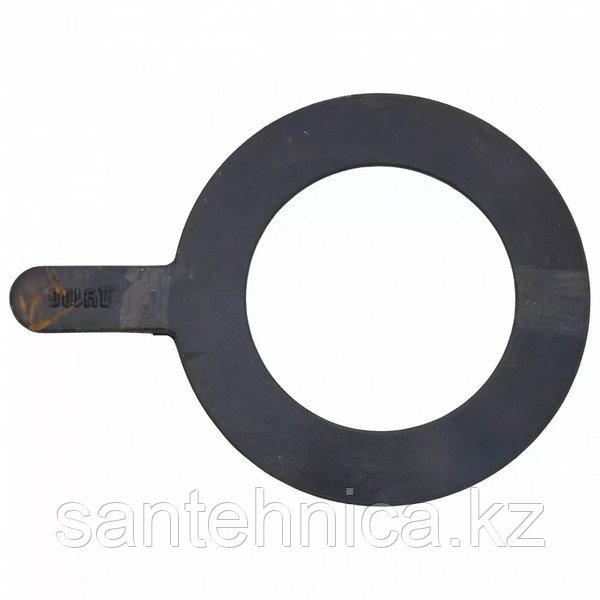Прокладка резиновая МБС Ду 40 Ру10-40 фланцевая