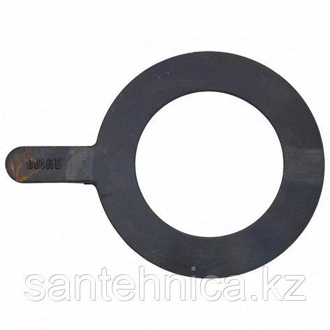 Прокладка резиновая МБС Ду 40 Ру10-40 фланцевая, фото 2