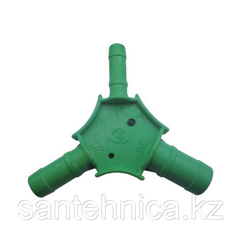 Калибратор для м/пласт трубы Дн 26-40 мм, фото 2