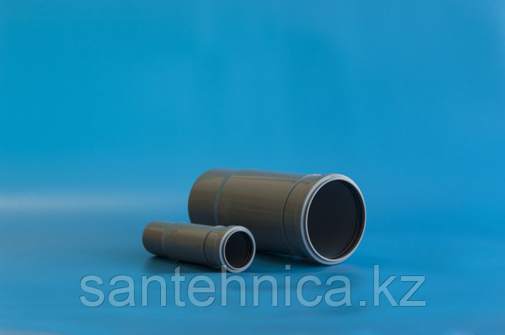 Патрубок канализационный компенсационный Дн 110, фото 2