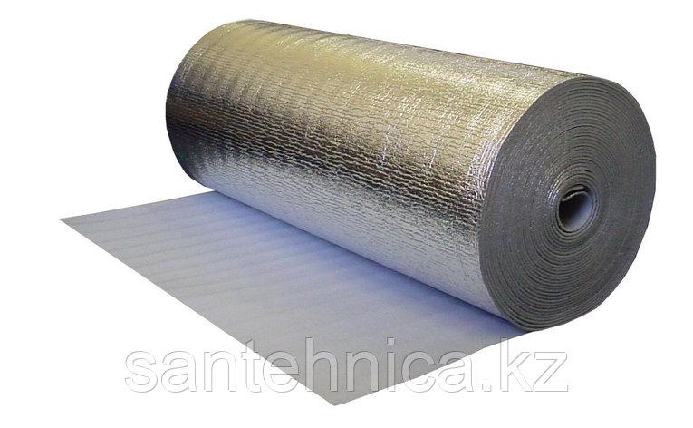 Полотно с алюминивой фольгой для теплых полов 5 мм, фото 2