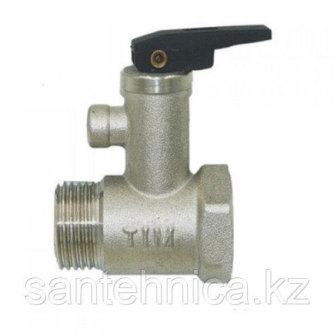 """Предохранительный клапан для водонагревателя Ду 15 (1/2""""), фото 2"""