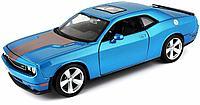 Машина Maisto Dodge Challenger SRT8 2008