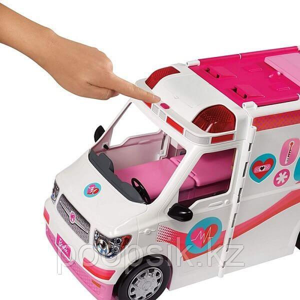 Барби Машина скорой помощи Barbie FRM19 - фото 3