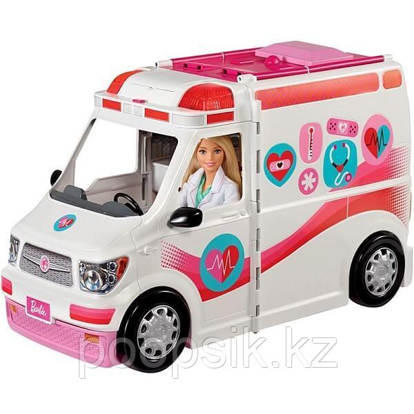 Барби Машина скорой помощи Barbie FRM19 - фото 1