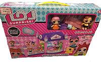Детский игрушечный домик для кукол LQL