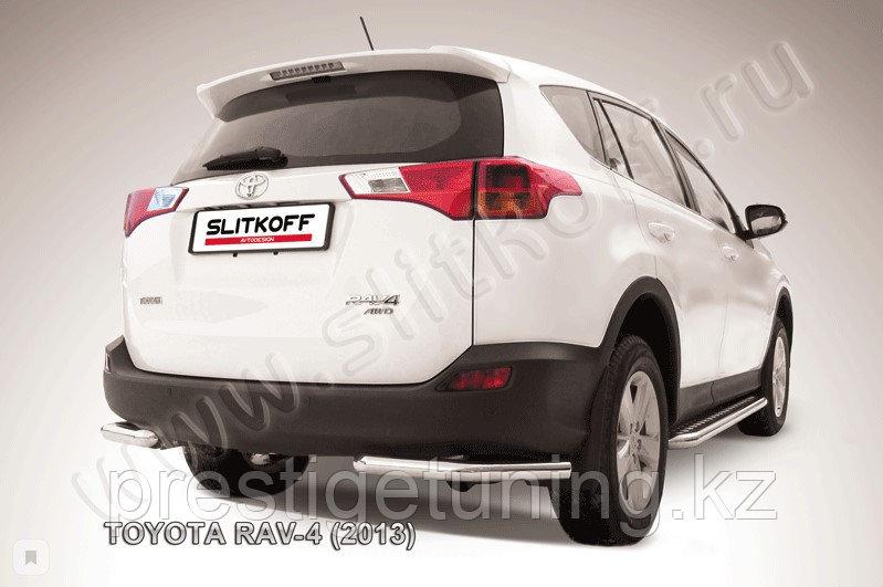 Уголки d57 Toyota RAV4 2013-15