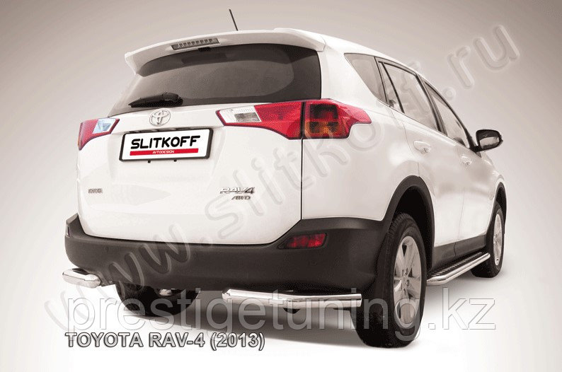 Уголки d76 Toyota RAV4 2013-15